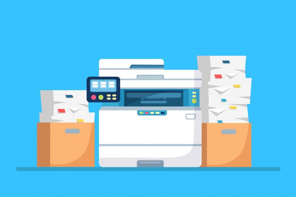 automation fax machine